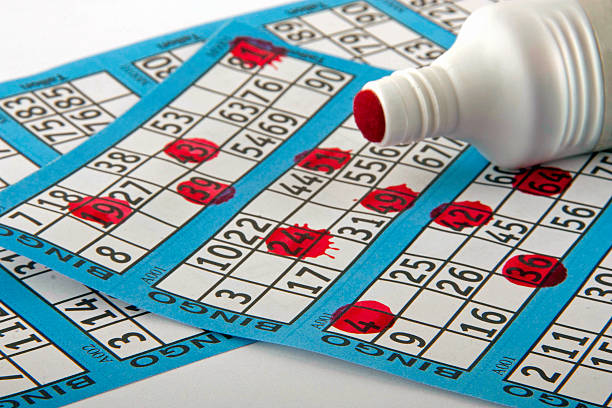 Bingo Card and Dabber圖像檔