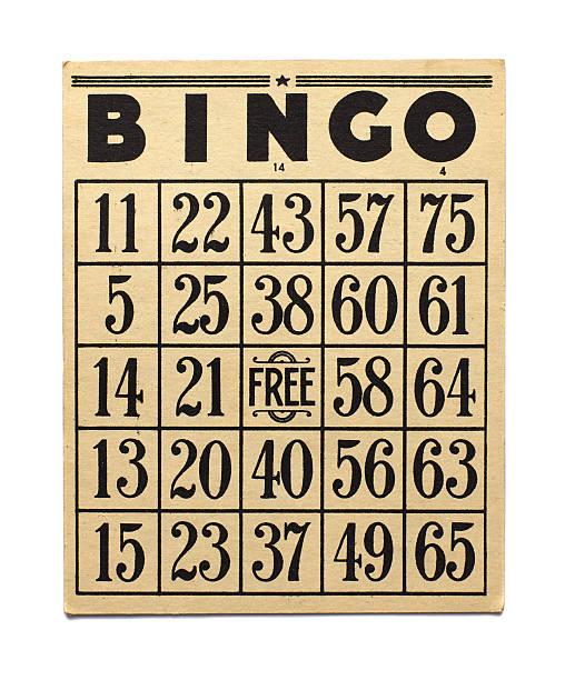 Bingo Card圖像檔