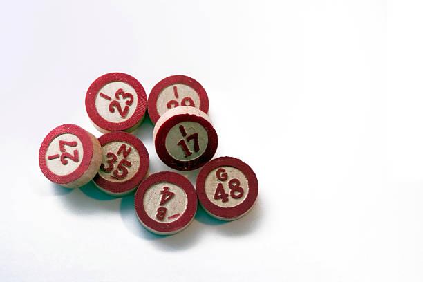Bingo! stock photo