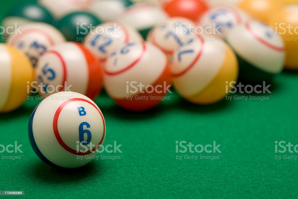 Bingo - foto de acervo