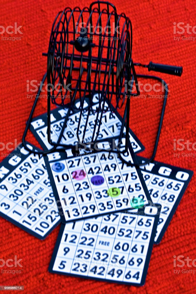 Bingo Stock Photo - Download Image Now - iStock