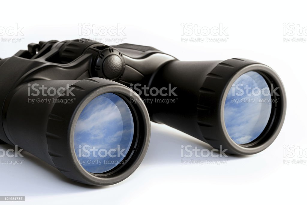 fernglas royalty-free stock photo