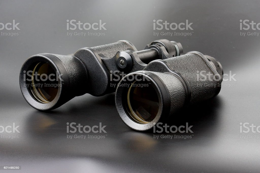 Binocolo  foto stock royalty-free