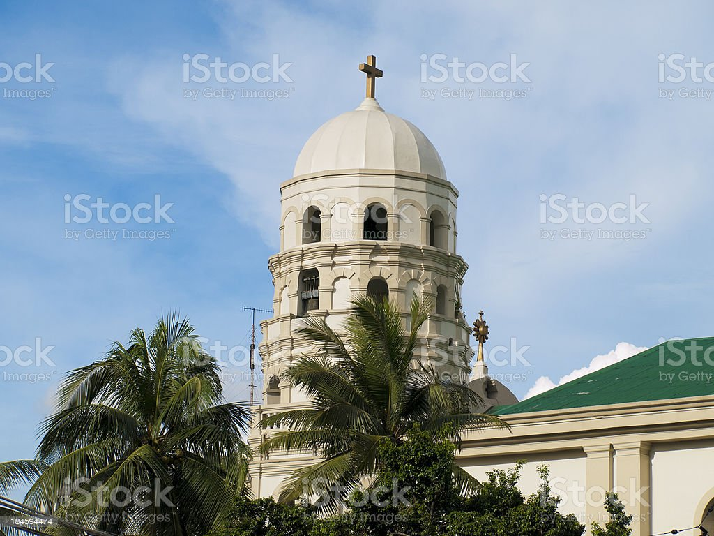 Binondo Church royalty-free stock photo
