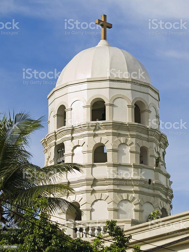Binondo Church stock photo
