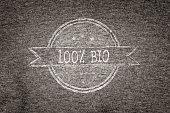 istock 100% Bio 888388006