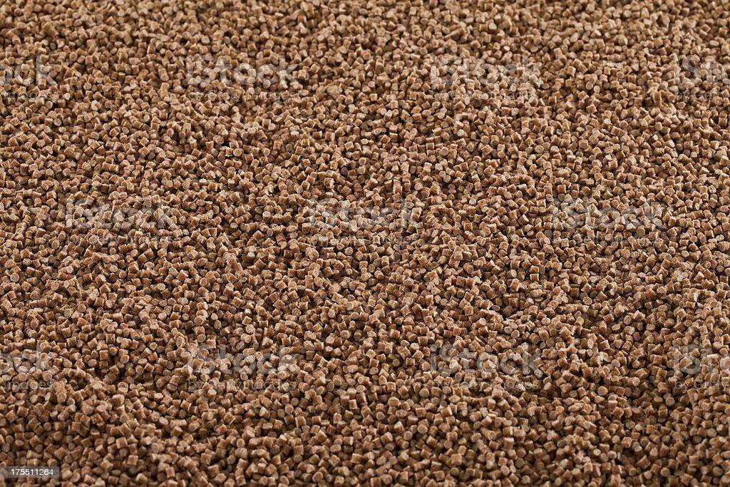 Biografía de resina de los gránulos - foto de stock