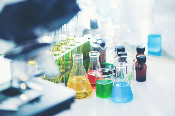 biofuel oil research in laboratory, biofuel energy power concept biofuel oil research in laboratory, biofuel energy power concept lipid stock pictures, royalty-free photos & images