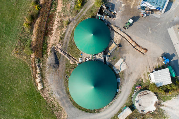 Best Biogas Plant Stock Photos, Pictures & Royalty-Free