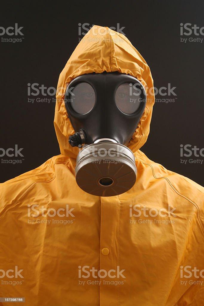 Biohazardous Porträt – Foto