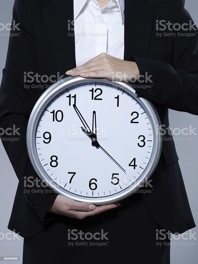 biological clock concept royalty-free stock photo