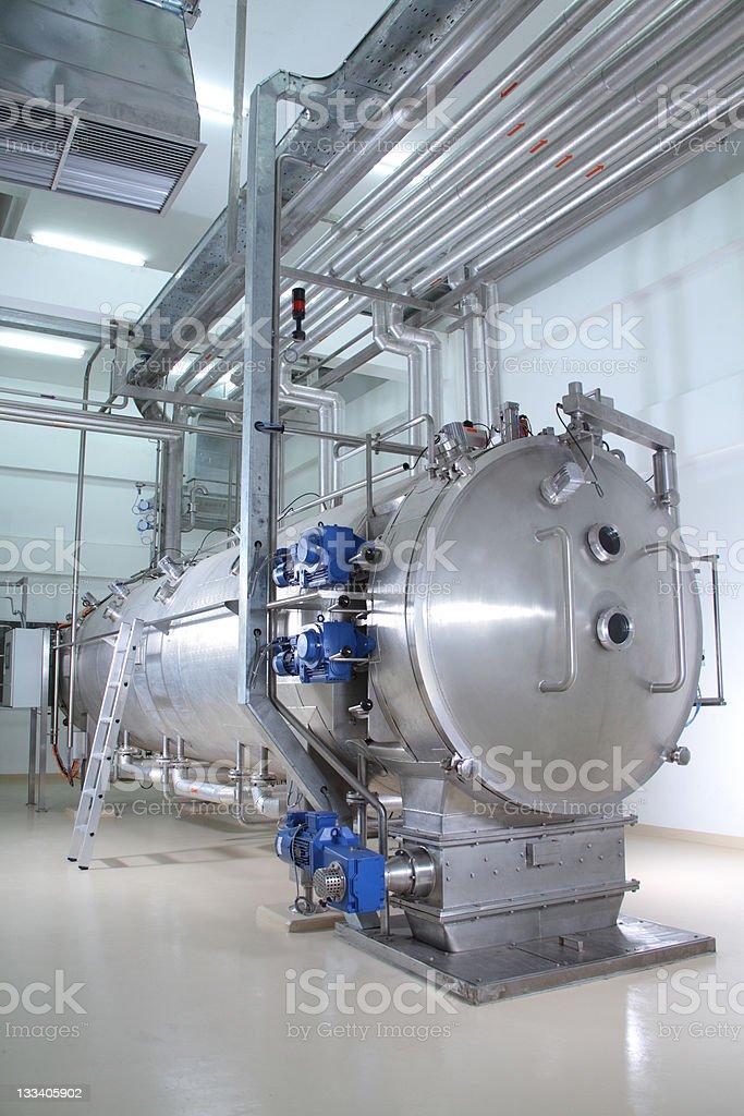 biological machinery stock photo