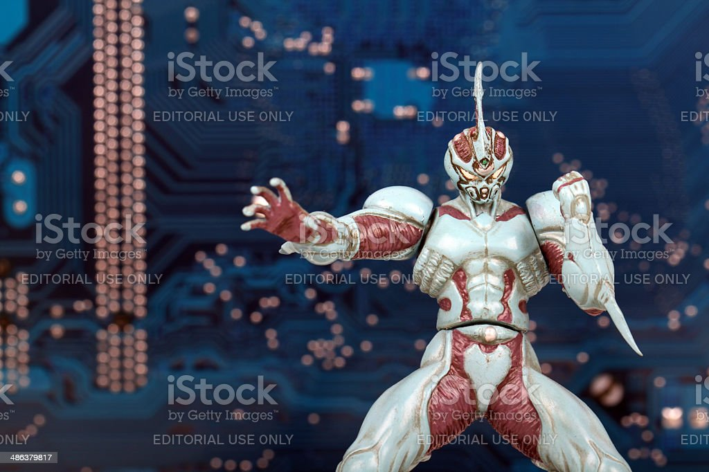 Biological Technologies royalty-free stock photo