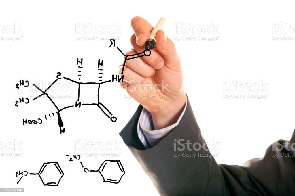 biomedical engineering royalty-free stock photo
