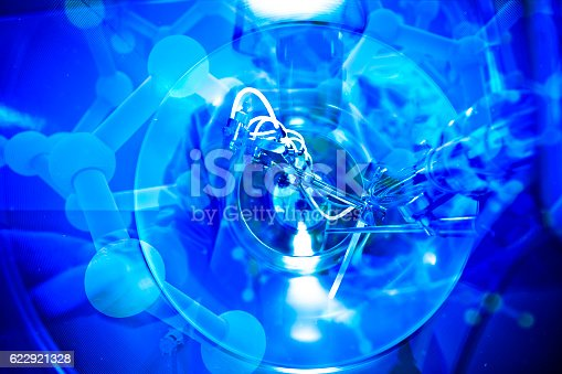 istock DNA 3D Biomedical Illustration 622921328