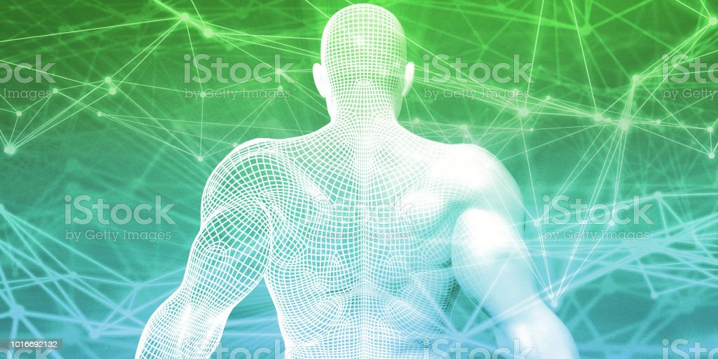 Biomedical Science stock photo