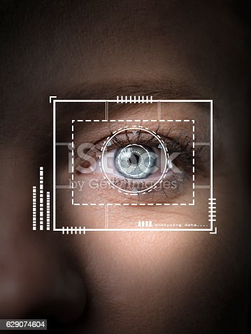 510584002istockphoto Biometric security scan 629074604