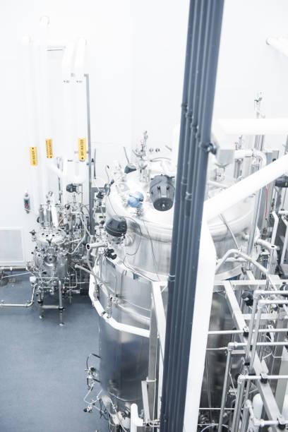 bioreactors - bioreactors stock photos and pictures