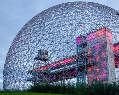 istock Biosphere Structure, Montreal, Quebec, Canada, Museum, The Future 179986279