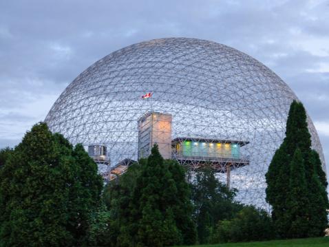 istock Biosphere Structure, Montreal, Quebec, Canada, Museum, The Future 179986362