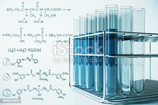 820292664istockphoto Biotechnology and laboratory concept 895803852