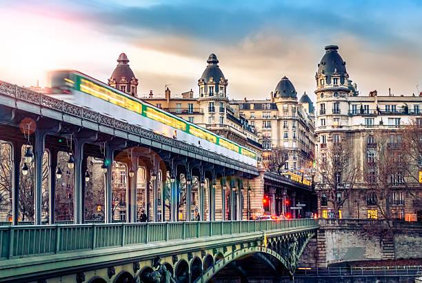 Bir Hakeim-Brücke – Foto