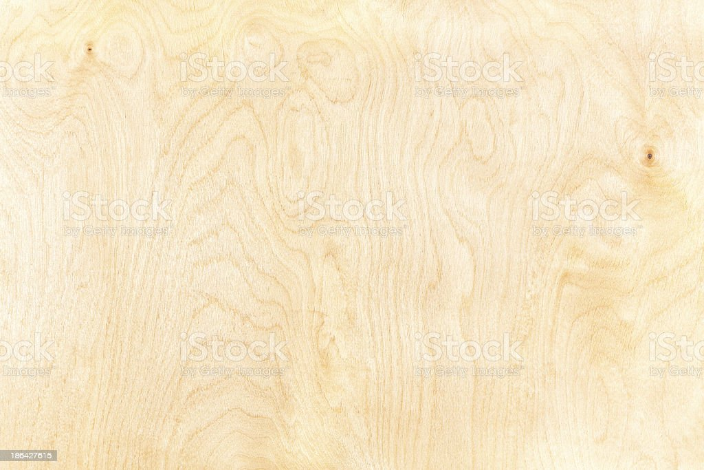 Birch plywood background stock photo