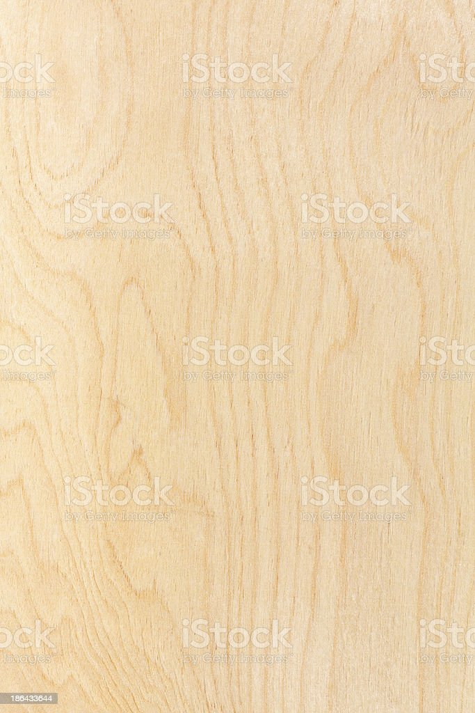 Birch plywood background stock photo