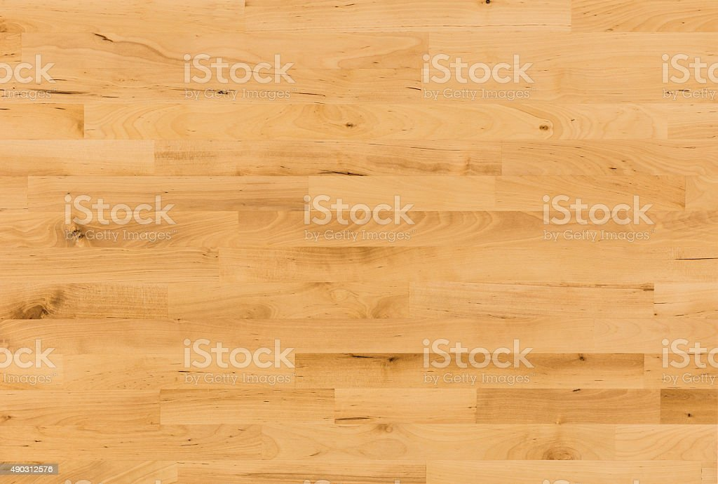Birch Wood Decorative Furniture Surface Royalty Free Stock Photo