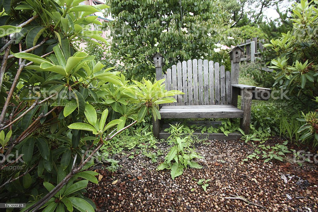 Peachy Bird House Wood Bench Yachats Community Organic Fruit Gmtry Best Dining Table And Chair Ideas Images Gmtryco