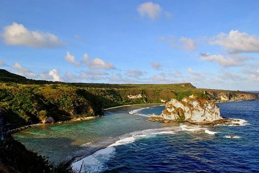 Bird Island Saipan Stock Photo - Download Image Now