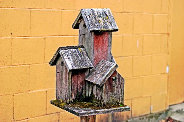 Bird Tower stock photo