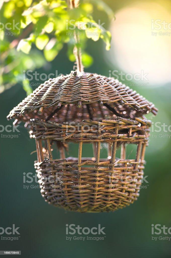Birdtable Lizenzfreies stock-foto