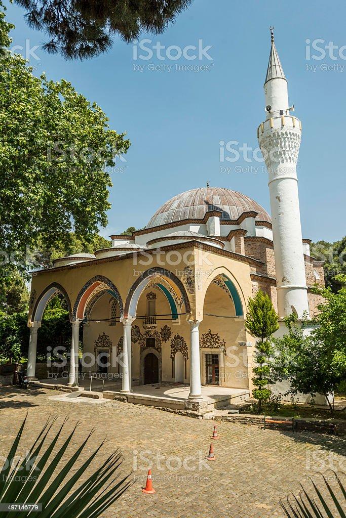 Birgi, Odemis, Izmir, Turkey stock photo