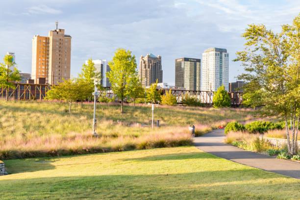 Birmingham, Alabama City Skyline stock photo
