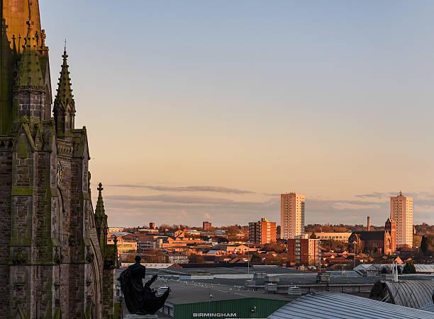 Birmingham England stock photo