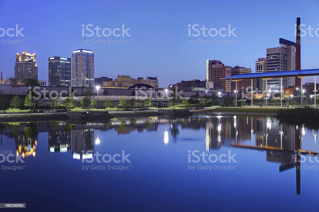 Birmingham stock photo