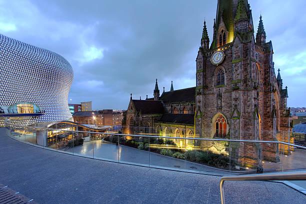 Birmingham, Großbritannien – Foto