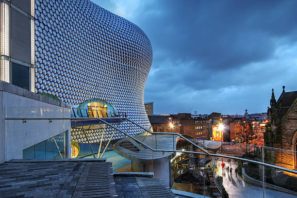 Birmingham, United Kingdom stock photo