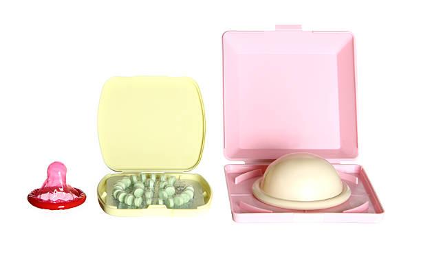 Birth Control Choices stock photo