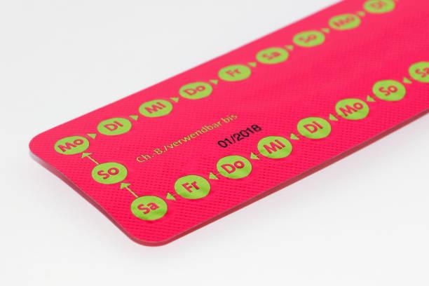 Birth control-Details – Foto