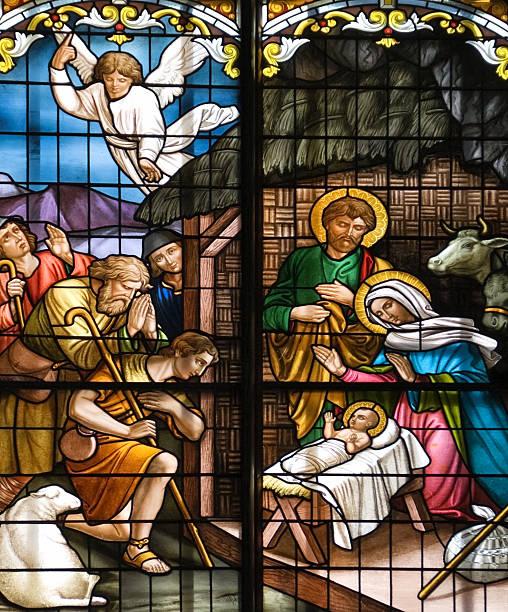 Geburt von Jesus Christus – Foto