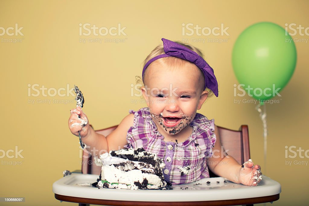Birthday Cake! stock photo