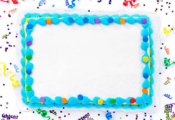 Royalty Free Blank Birthday Cake Pictures, Images and Stock Photos ...