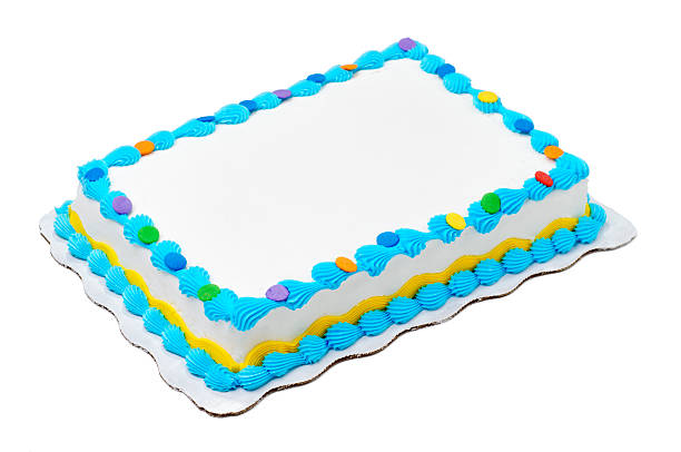 birthday cake - cake stock photos and pictures