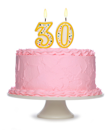 istock Birthday Cake 182374436