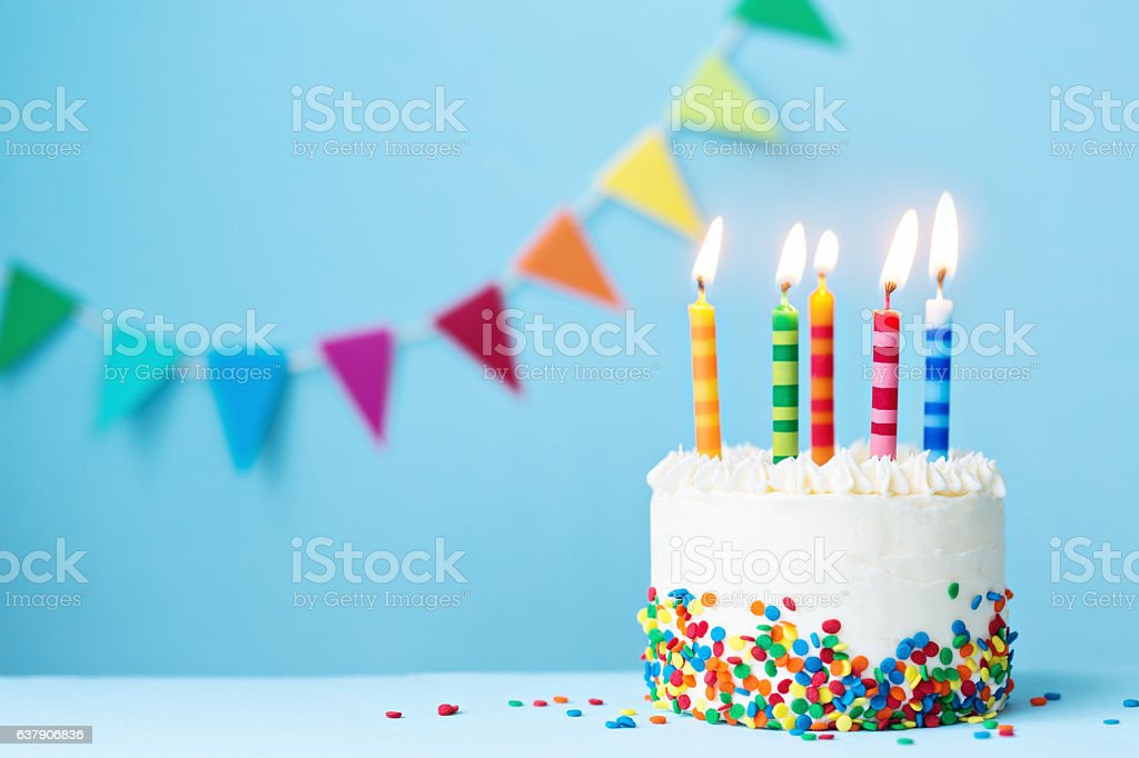 Birthday Cake Stock P O