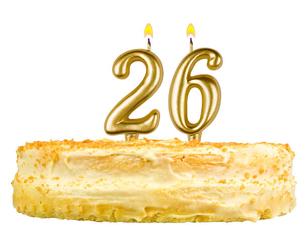 Top Cake For 26th Birthday Pictures Images And Stock Photos