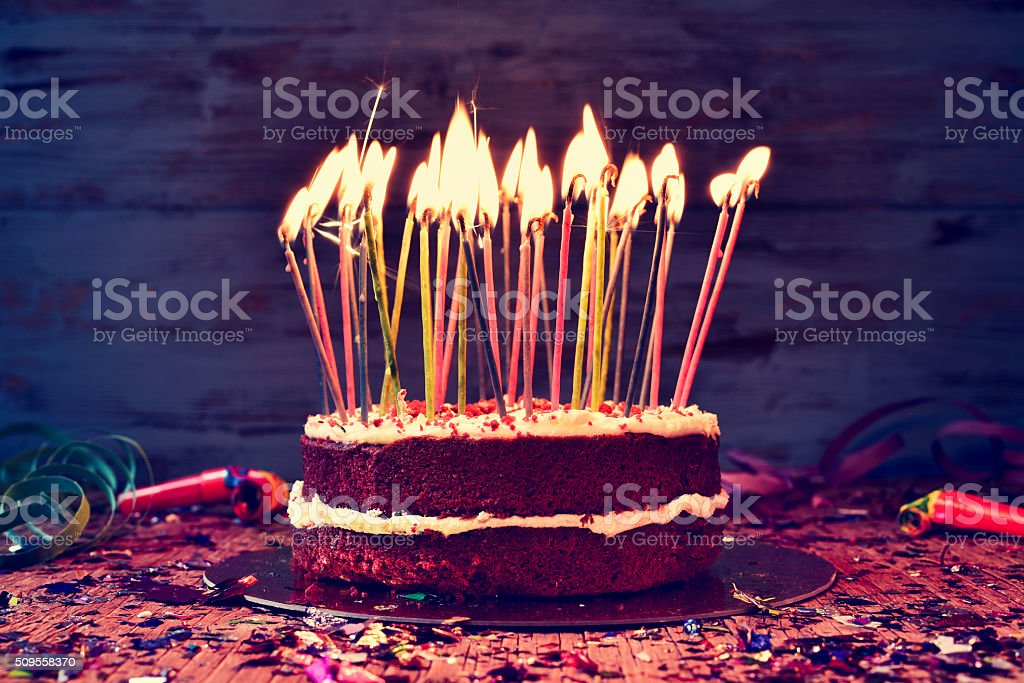 Royalty Free Birthday Candles Pictures Images And Stock Photos Istock
