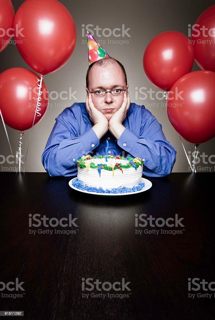 Birthday Celebrations royalty-free stock photo